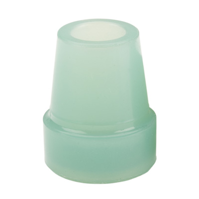Drive Medical Glow In The Dark Cane Tip 3/4 in RTL-10324B