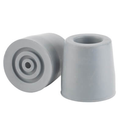 Drive Medical Gray Utility Replacement Tip, 7/8 in - Model RTM10390GB