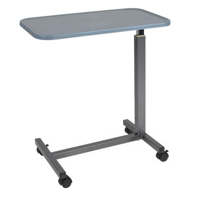 Drive Medical Plastic Top Overbed Table - Model 13069