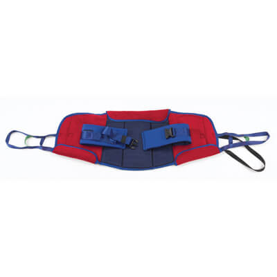 Drive Medical Sit to Stand Patient Lift Sling, Large - Model 13263F
