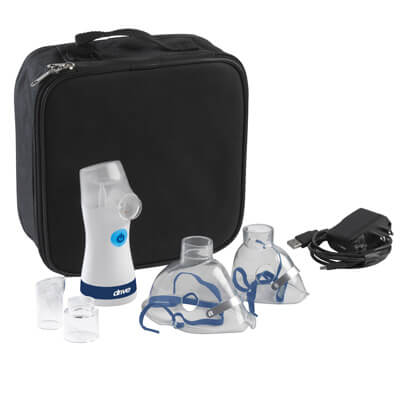 Drive Medical Voyager Pro Vibrating Mesh Nebulizer