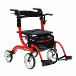 Drive Nitro Duet Rollator and Transport Chair - RTL10266DT