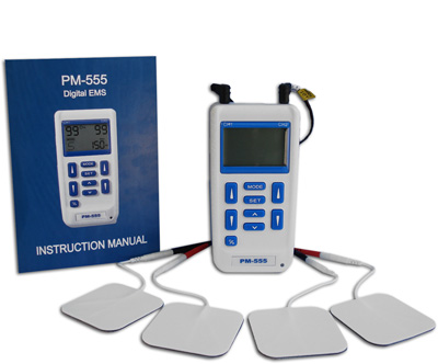 ProM-555 3 Mode Digital Muscle Stimulator Machine