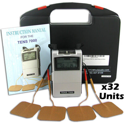 TENS-7000 TENS Unit - 5 Mode - DT7200 - 32 Units