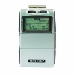 Roscoe Medical TENS-7000 TENS Unit - 5 Mode - DT7202