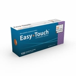 Easy Touch Hypodermic Needle - 16 Gauge 1 in (25 mm), 100 ct - 801601