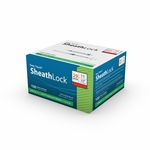 Easy Touch SheathLock Safety Insulin Syringe, Fixed, 100 ct - 29 Gauge 1 cc, 1/2 in - 832915
