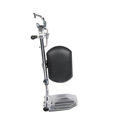 Drive Medical Elevating Legrests for Bariatric Sentra Wheelchairs stdelr-tf
