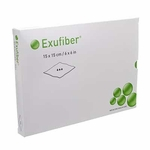 Exufiber 6 X 6 Inch Square Sterile Hydrogel Dressing - Case of 60
