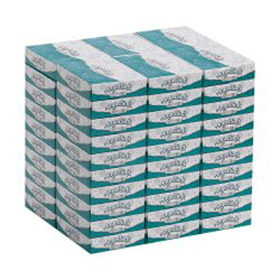 Facial Tissue Angel Soft Professional Series White 5-3/5 X 7-1/5 Inch - Case of 3000
