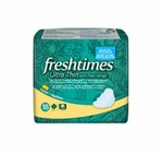 Feminine Pad Fresh Times Ultra Thin with Wings Regular Absorbency
