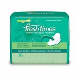 Feminine Pad Fresh Times Ultra Thin with Wings Super Absorbency