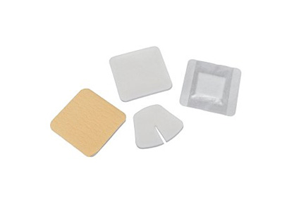 Foam Dressing Kendall 4 X 4 Inch Square Adhesive with Border Sterile