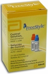 Freestyle Control Solution High + Low - 2 vials