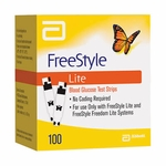 FreeStyle Lite Test Strips - 100 Strips