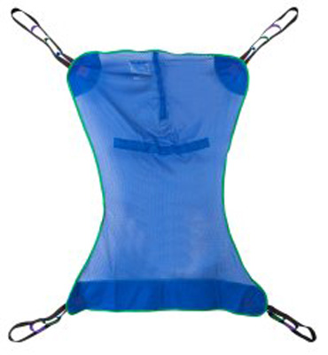 Full Body Sling McKesson 4 or 6 Points Without Head Support Large 600 lbs