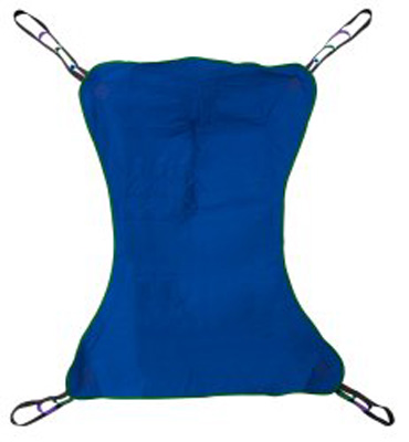 Full Body Sling McKesson 4 or 6 Points Without Head Support X-Large 600 lbs