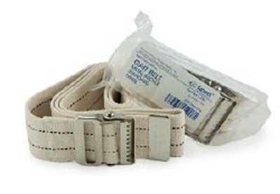Gait Belt McKesson 60 Inch White - 855
