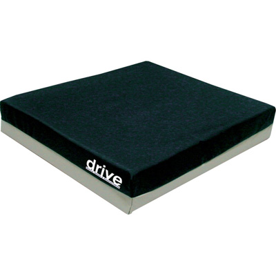 Drive Medical Gel Foam Wheelchair Seat Cushion 14888