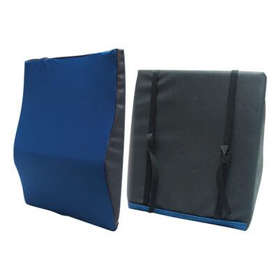 Drive Medical General Use Back Cushion with Lumbar Support 8033