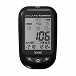 GLUCOCARD Expression Audible Blood Glucose Monitoring System