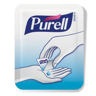 Hand Sanitizer Purell Advanced 1.2 mL Alcohol (Ethyl) Gel Individual Packet