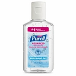 Hand Sanitizer Purell Advanced 1 oz. Alcohol (Ethyl) Gel Bottle - 3901-2C-250