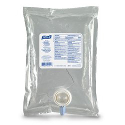 Hand Sanitizer Purell Advanced 1000 mL Alcohol (Ethyl) Gel Bag-in-Box