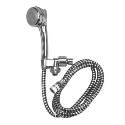 Drive Medical Handheld Shower Head Spray Massager rtl12045