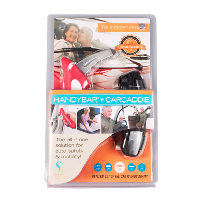 Handy Bar and Car Caddie Combo Pack by Stander - Model #: 2099