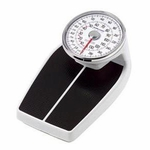 Health O Meter Floor Scale Dial 400 lbs. Mechanical