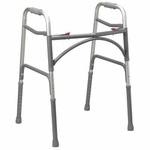 Drive Medical Heavy Duty Bariatric Walker Model 10220-1