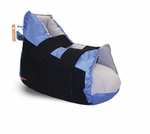 Heel Protector Boot Prevalon Heel Protector I One Size Fits Most Black / Blue
