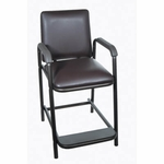 Drive Medical Hip High Chair with Padded Seat 17100-bv