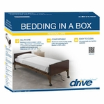 Drive Medical Hospital Bed Bedding in a Box 15030hbc