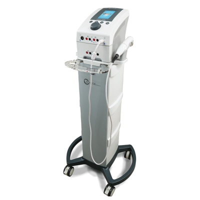 InTENSity CX4 Clinical Electrotherapy and Ultrasound System with Therapy Cart