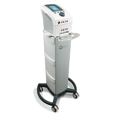 InTENSity EX4 Clinical Multifunction Electrotherapy System with Therapy Cart