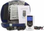 Roscoe Medical InTENSity Twin Stim III Combo Dual Channel TENS Unit and Muscle Stimulator Unit