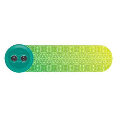 iTENS - Replacement Long Strip Electrodes - Green