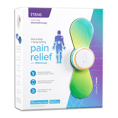 iTENS - TENS Unit Small Wings Green