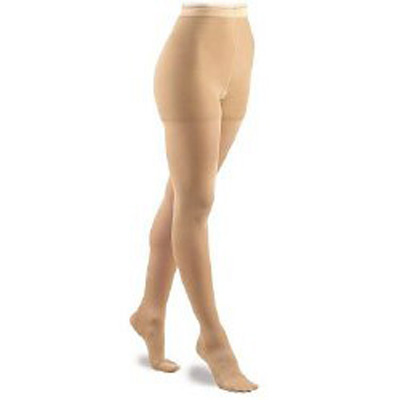 Jobst Active Compression Pantyhose, Soft-Fit 20-30Mmhg Beige Sm