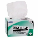 KIMTECH SCIENCE Kimwipes Delicate Task Wipe Light Duty White NonSterile 1 Ply Tissue 4-2/5 X 8-2/5 Inch Disposable