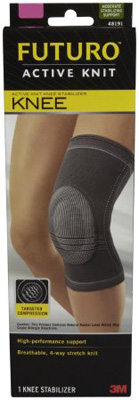 Knee Stabilizer 3M X-Large Slip-On Left or Right Knee