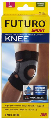 3M Knee Support Futuro X-Large Left or Right Knee 45699EN - Case of 12