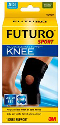 Knee Support FUTURO Universal Slip-On Left or Right Knee