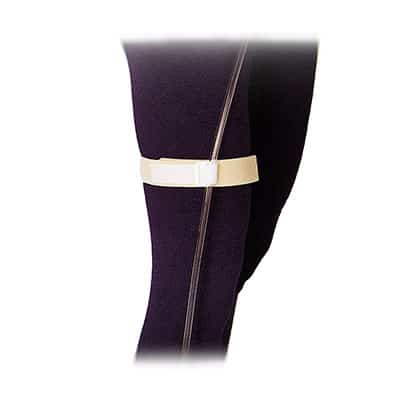 Leg Strap SkiL-Care 30 Inch Length, Cloth-Backed Foam Band, Hook and Loop Tab, Adjustable