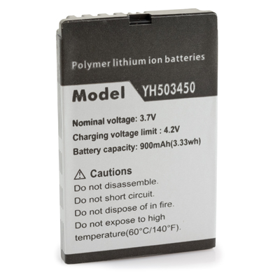 Lithium Ion Battery for 2nd Gen InTENSity devices