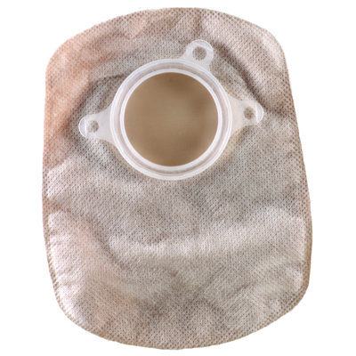 Little Ones Sur-Fit Natura Colostomy Pouch 5 in Length, Pediatric Closed End, 1 3/4 in in Flange