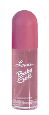 Loves Baby Soft Cologne Spray - 1.75 oz