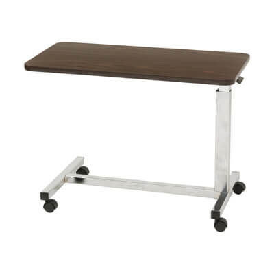 Drive Medical Low Height Overbed Table Model 13081